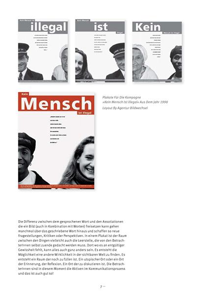 """image-shift und """"das Gute Plakat"""""""